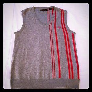 Ben Sherman knit vest